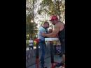 Чемпион мира по армреслингу Цыпленков .mp4