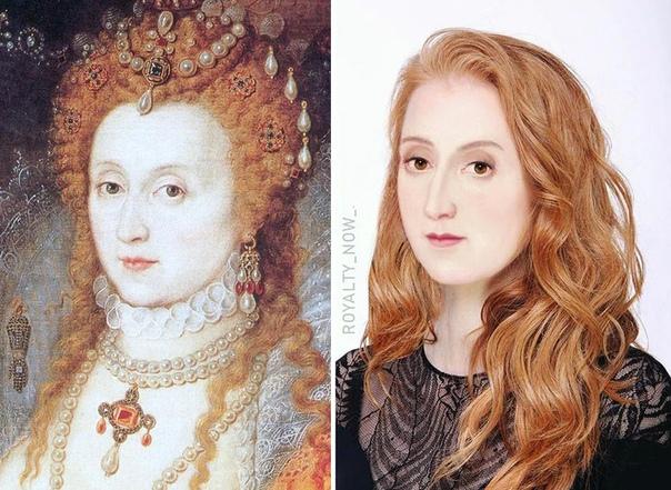 Как бы выглядели Мона Лиза, Наполеон, Цезарь, если б жили в наше время Графический дизайнер и любитель истории Бекка Саладин объединяет два своих увлечения и воссоздаёт портреты известных людей