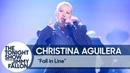 Christina Aguilera: Fall in Line
