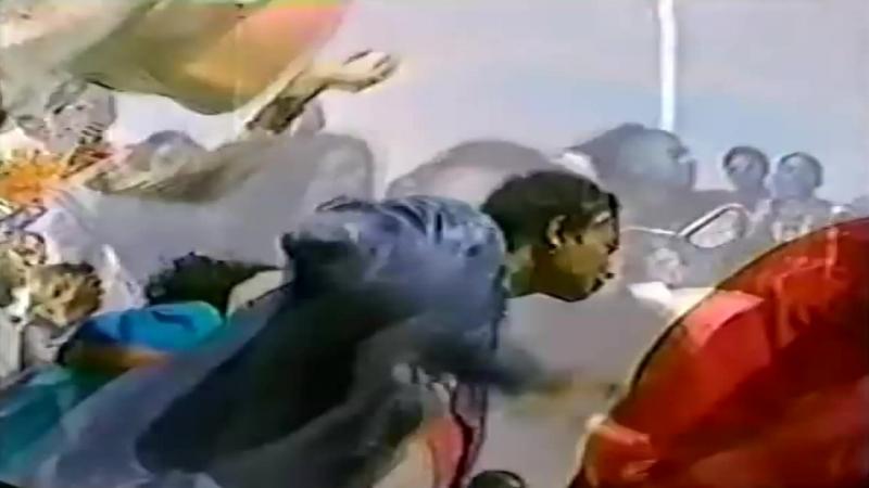 The Legion - Live Vintage Footage BET Teen Summit Jingle Jangle-Legion Groove