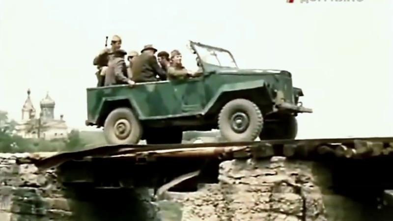 Кодовое название Южный гром 1980 СССР Военный Приключения REM HD p50