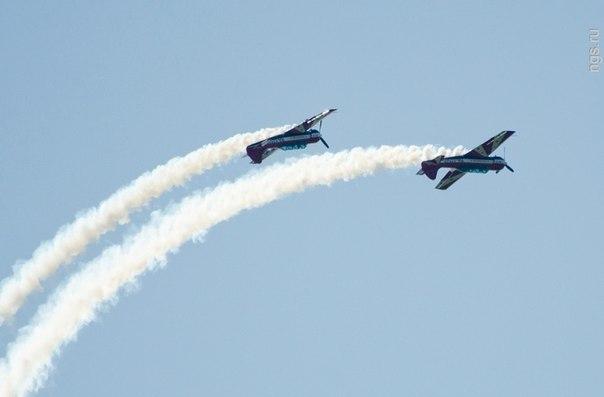 Авиашоу пройдет в субботу в аэропорту Томска в рамках празднования Дня воздушного флота  Празднование Дня...