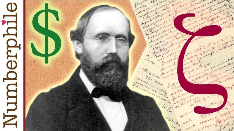 Riemann Hypothesis Numberphile