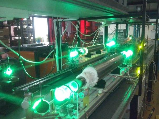 В России создан медицинский лазер, не имеющий аналогов в мире