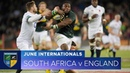 2018 June Test Series Third Test – South Africa v England