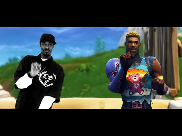 When Fortnite adds the Snoop Dogg dance (Tidy emote)