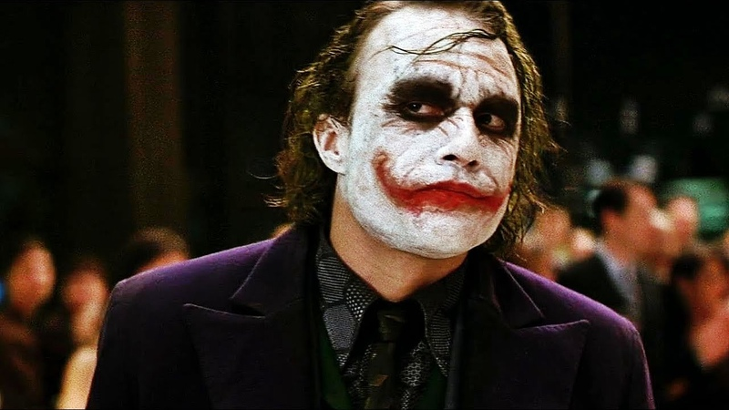Джокер разыскивает Харви Дента Темный рыцарь 2008