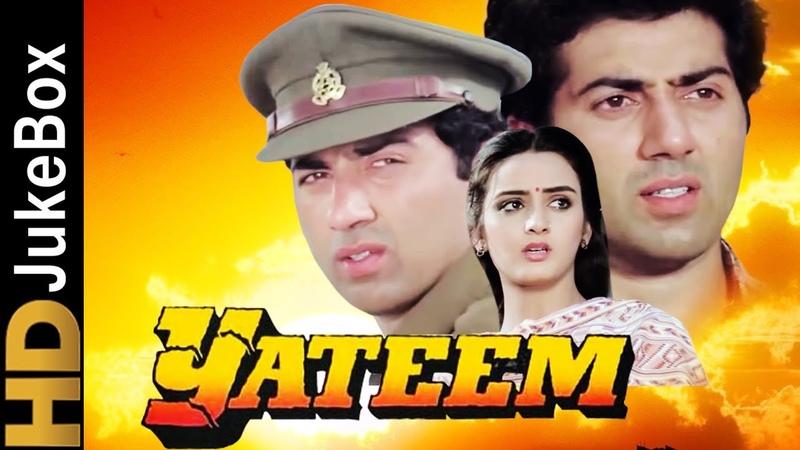 Yateem 1988   Full Video Songs Jukebox   Sunny Deol, Farah Naaz, Kulbhushan Kharbanda