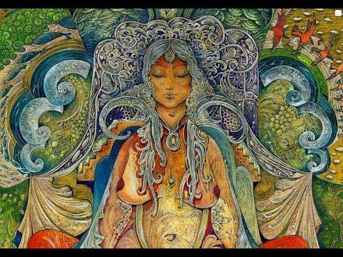 Объединение энергий богинь: Изида, Хатор, Зеленая Тара, Гуань Инь, Дева Мария, Мария Магдалина