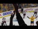 Filip Forsberg uses unreal move to score on Avalanche
