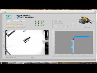 Solid Flow Measurement Control using Arduino and LabVIEW