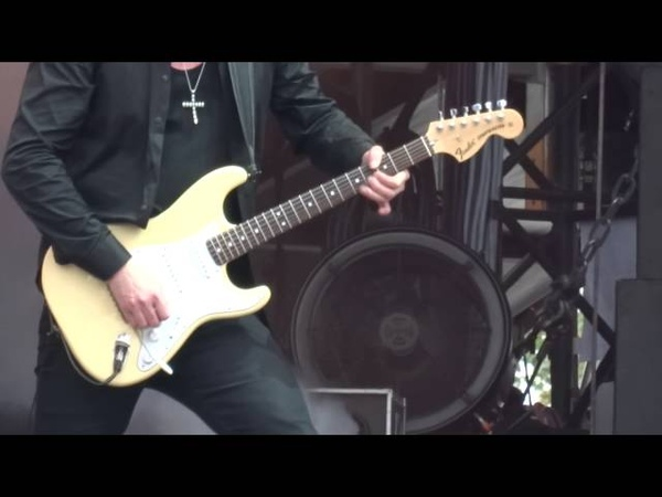 Europe - 4. Wasted Time - Live @Bang Your Head, Balingen (D), 12.07.14
