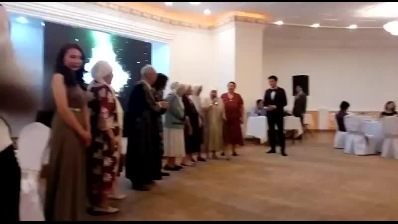 Төлек ағамыздың 80 жасы Анамыздың тілегі АЛЛАҒА ШҮКІР