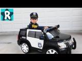 Шериф Рома на Спецзадании Новая Полицейская Машина  Щенячий Патруль - Супергерои ★ Kids Roma Show