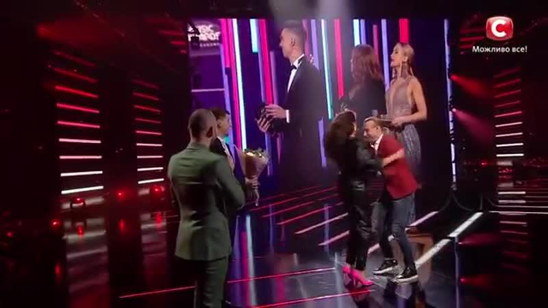Х-фактор 9║ Певцы года -- Олег Винник и NK победили на M1 Music Awards 2018 Эксклюзив [Второй прямой эфир]