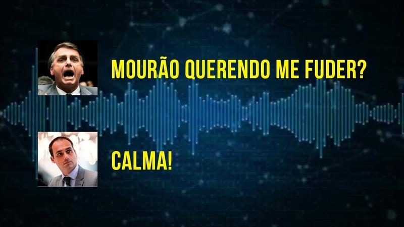 Vazamento de áudio detona Bolsonaro [análise do áudio]