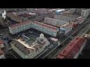 Патриарх Кирилл освятил храм Новомучеников и исповедников Церкви Русской в Норильске