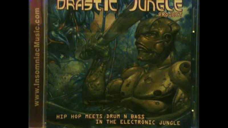 DJ HIVE BEHOLD DRASTIC JUNGLE Project PALE HORSE