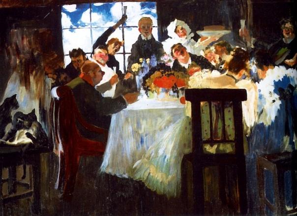 Сапунов Николай Николаевич (17 декабря 1880-1912)
