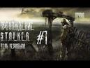 Начало Прохождения S.T.A.L.K.E.R. Тень Чернобыля - 1
