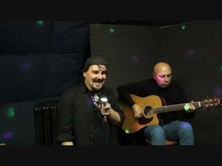 Crazy Train (Acoustic cover) -Ozzy Osbourne , guitar: Victor Bashkirev, vocal: Roman Rempel