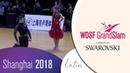 Yusupov Kharina RUS 2018 GrandSlam LAT Shanghai R1 PD