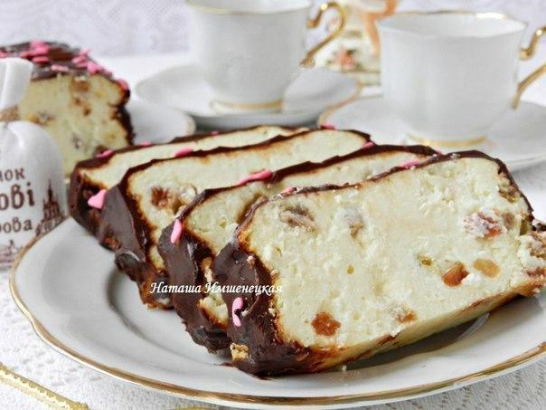 Львовский сырник Ингредиенты: -500 г творога; -3 яйца; -150 г сахара; -1