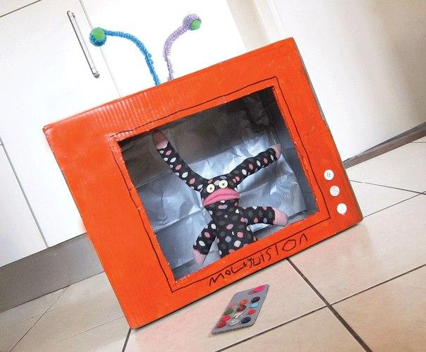 Как сделать телевизор своими руками фото
