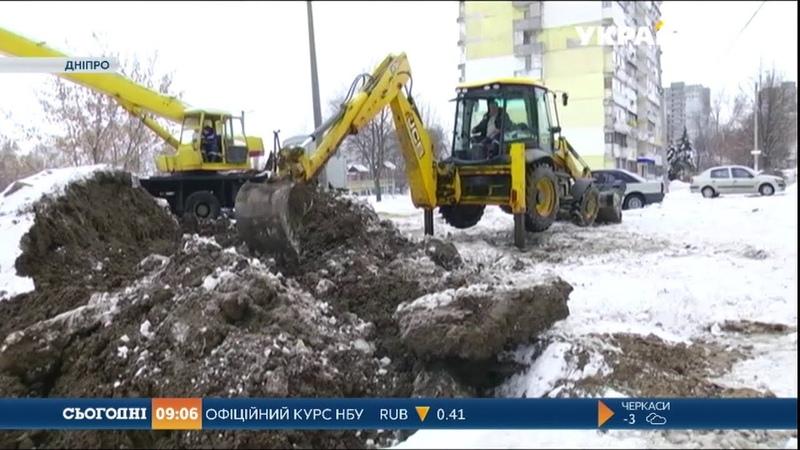 Овочі на український борщ везуть з‑за кордону