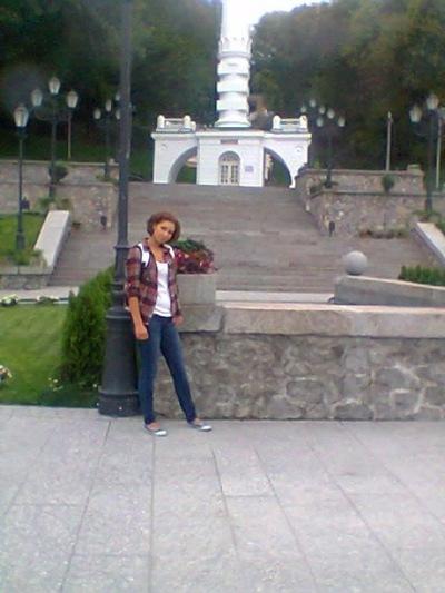 Женя Горобйовская, 23 января , Киев, id145340887