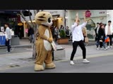 уличный и милый танцевальный кавер на песню BIGBANG -