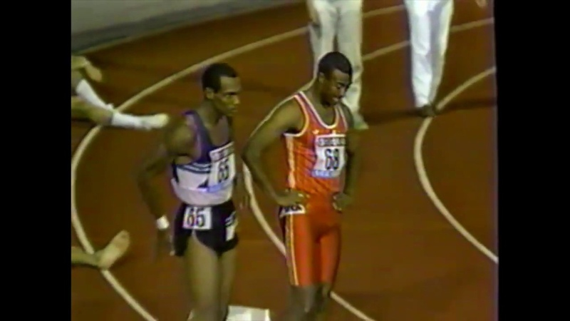Roger Kingdom - 12.92 (WR) - 110m Hurdles - 1989 Weltklasse Meet in Zurich