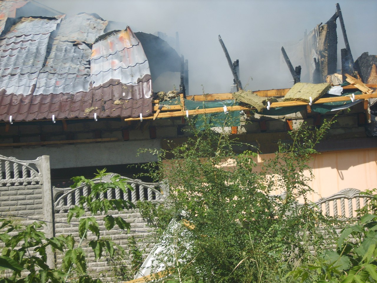 Фото разрушений обстрелов луганска 11082014 4