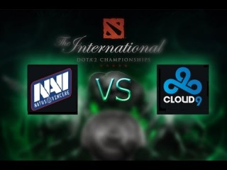 Na'Vi.US vs C9 The International 2014 Day 1 ENG [Maut & KOTL]
