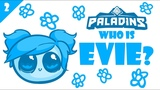 Paladins - Who is Evie, the Winter Witch (by Nevercake)
