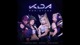 KDA - POPSTARS (Official Instrumental)