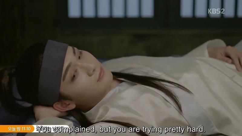 Hwarang Ep.08 (Han Sung Sleep Over)