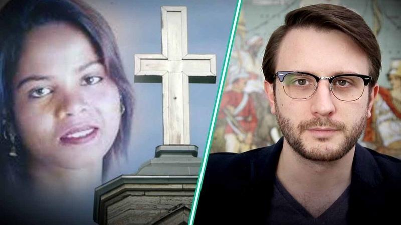 Asia Bibis family hunted by religious extremists going door-to-door | Jack Buckby
