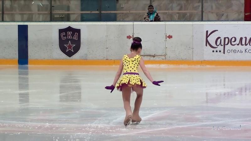 Дарья Цюпа Динамо 20190331 Ice SZFO G 1U