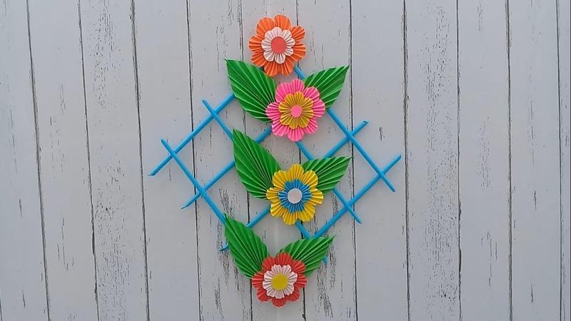 Ide Kreatif Hiasan Dinding Cantik dari Kertas Origami