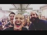 Millie Bobby Brown Instagram Video 12.11.2018