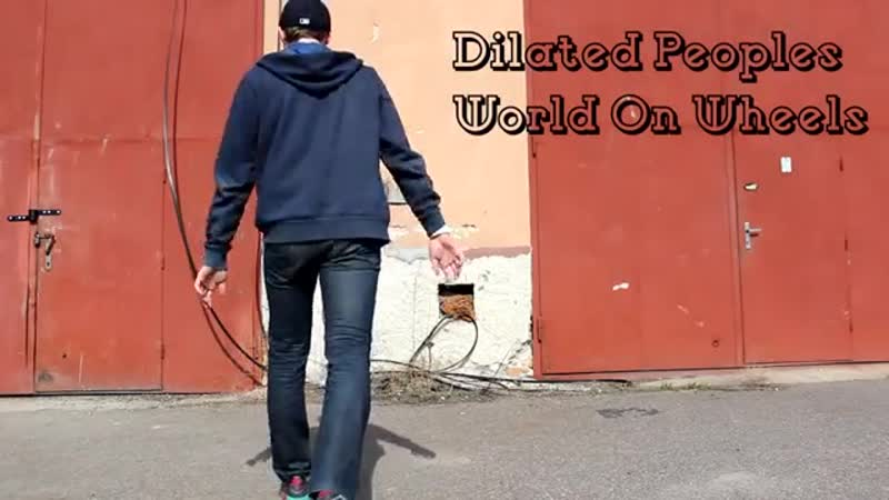 Dilated Peoples World On Wheels Mates 3
