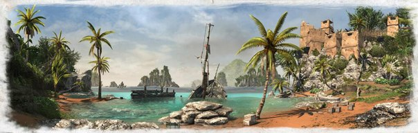 Файловый архив Assassin's Creed 4 Black Flag