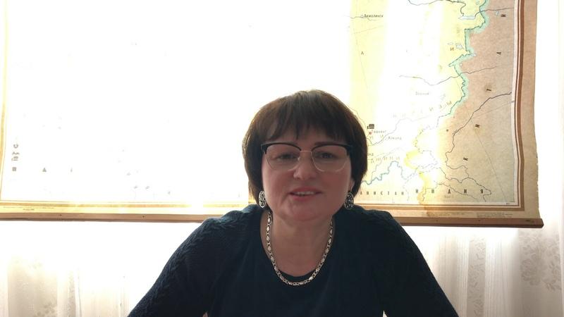 Репетитор по истории Марина Низамова