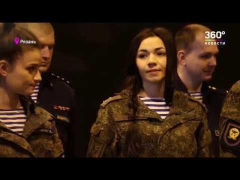Платье вместо военной формы Екатерину Дайлидко признали Красой ВДВ