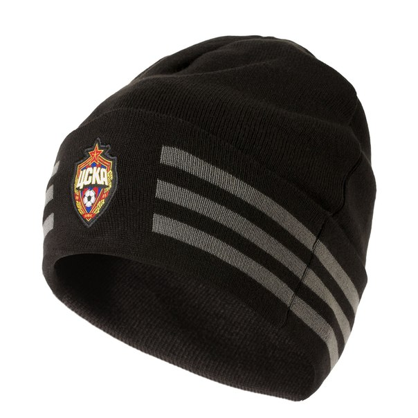 Шапка ЦСКА Москва 3-Stripes