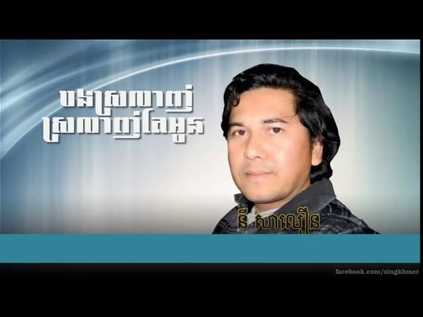 Ny Saloeun បងស្រលាញ់ៗតែអូន HD Lyric YouTube