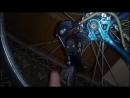 мой свап велобайка для тренировок