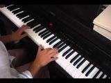 空の境界、第2,7章の挿入曲をピアノで弾いてみた