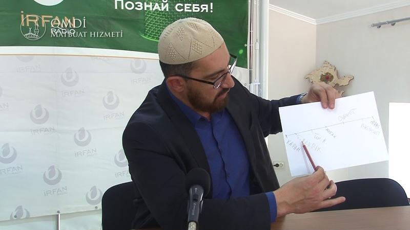 Эфал-и мукеллефин - Айдер Исмаилов (ЦРО ДУМК)